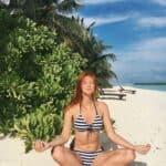 Stop smoking with meditation